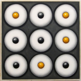 KARLA KNIGHT Paintings (2008-13) oil on wood