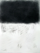 Karl Petrunak Current Paintings graphite on paper