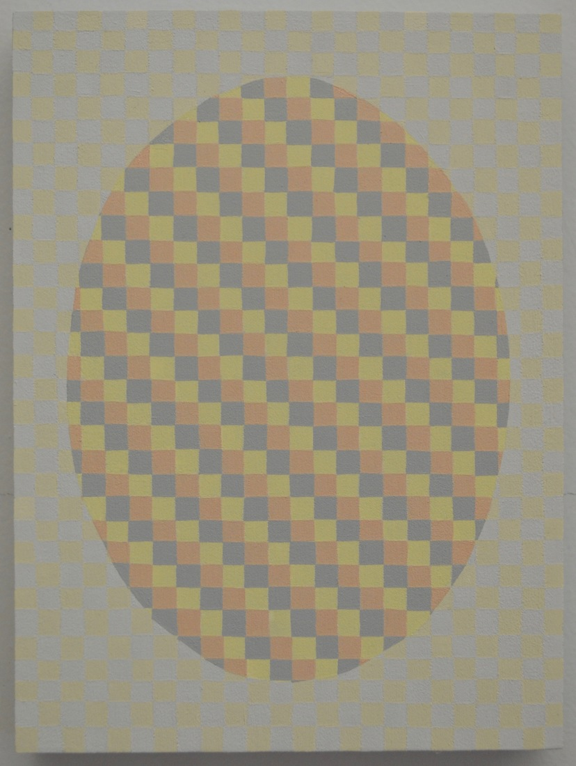 """Paintings by Women"" Agnes (Martin)"
