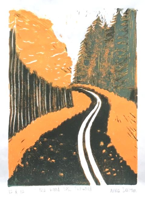 Printmaking The Road Less Travelled