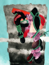Katherine Sullivan Docile Bodies, 2008-2011 Gouache and Acrylic on Paper