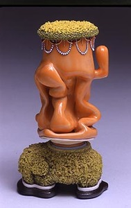 KATHY BUTTERLY 1994-2000 clay, glaze