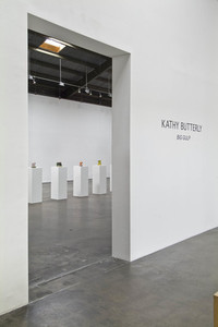 "KATHY BUTTERLY ""Big Gulp,"" Shoshana Wayne Gallery (2009)"