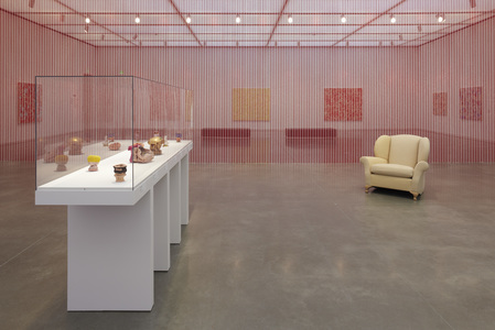 KATHY BUTTERLY Figuring Color: Kathy Butterly, Felix Gonzalez-Torres, Roy McMakin, Sue Williams (2012)