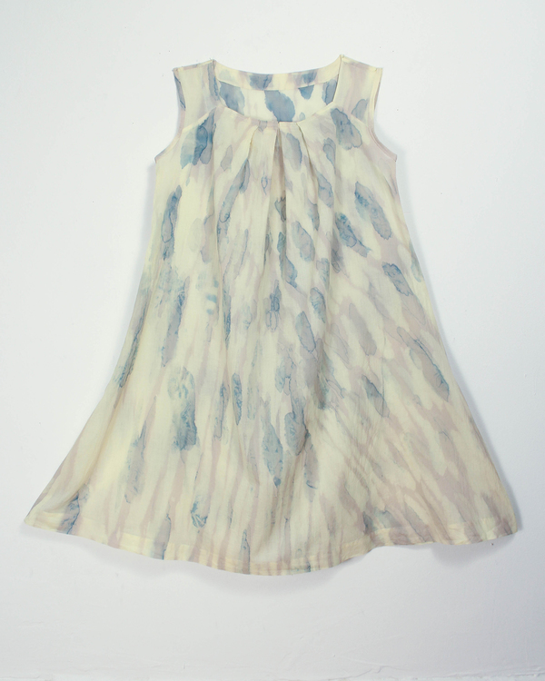 Katie M Westmoreland Painting Dresses // Dress Paintings