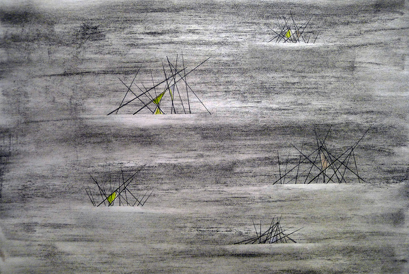 Little Graphite Draglines