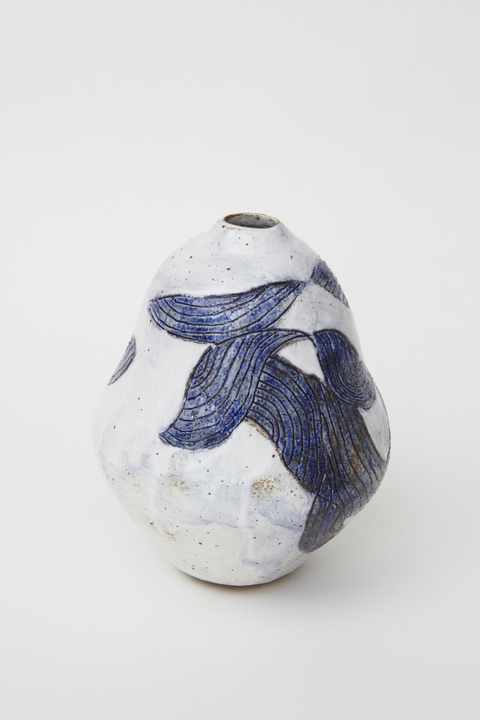 KATY KRANTZ Nine Vessels for Yianna ceramic stoneware