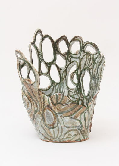 KATY KRANTZ Sculptures ceramic stoneware