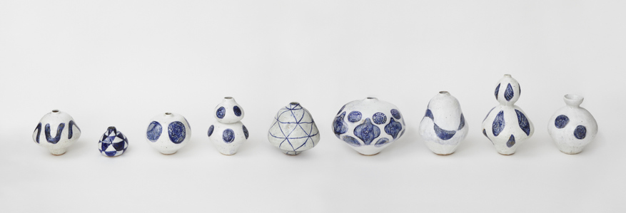 KATY KRANTZ Nine Vessels for Yianna