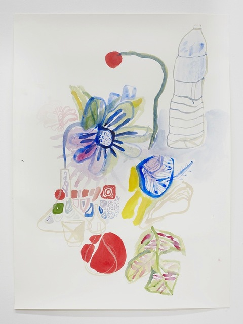 KATY KRANTZ Work on Paper