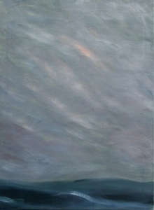 Kay Knight Clarke Archive oil on linen