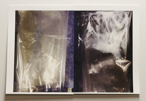 Katherine Powers Photograph Collage  inkjet photo