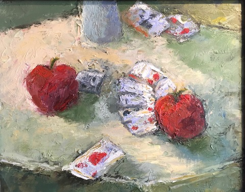 Kathy Burdon Paintings- Still Life