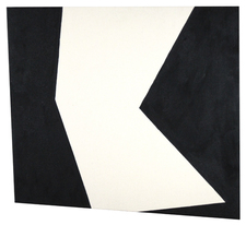 Ken Greenleaf Black Paintings