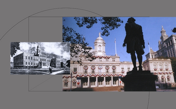KENNETH HEWES BARRICKLO, architect, p.c. New York City Hall, New York, New York