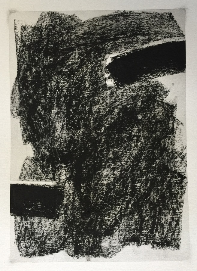 Kenneth Jaworski Selected Recent Works | 2016-Present Charcoal on Paper
