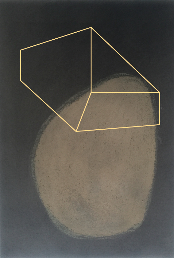 Kenneth Jaworski Selected Recent Works | 2016-Present Charcoal, Pastel and gold paint on paper