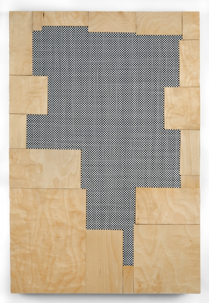 Ken Weathersby Paintings 2006 - Present acrylic & graphite on linen, wood