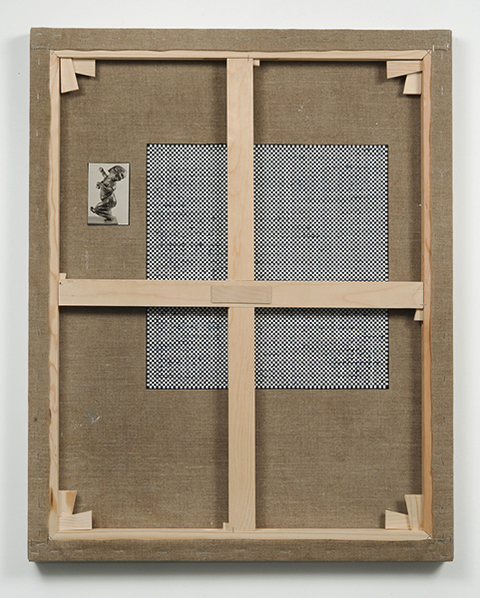 Ken Weathersby Paintings 2006 - Present acrylic & graphite on linen, wood, collage