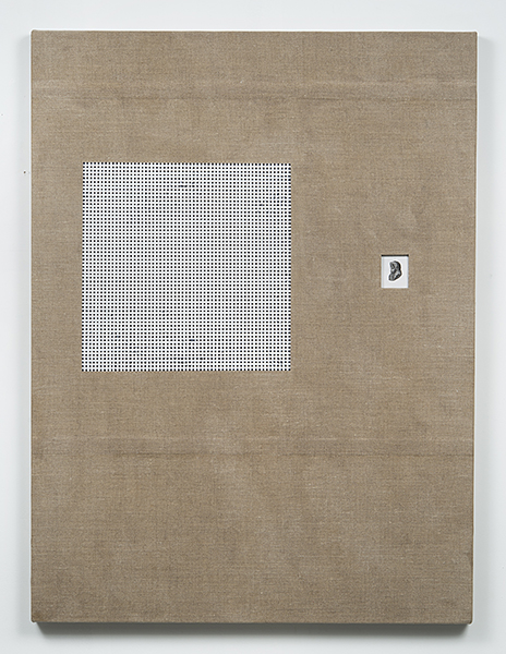 Ken Weathersby Paintings 2006 - Present acrylic & graphite on linen over panel, collage