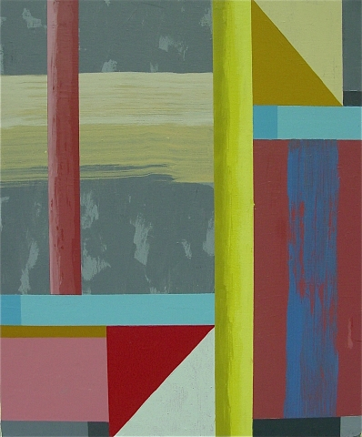 Kevin Wixted Selected Paintings 2013-2010 acrylic on linen