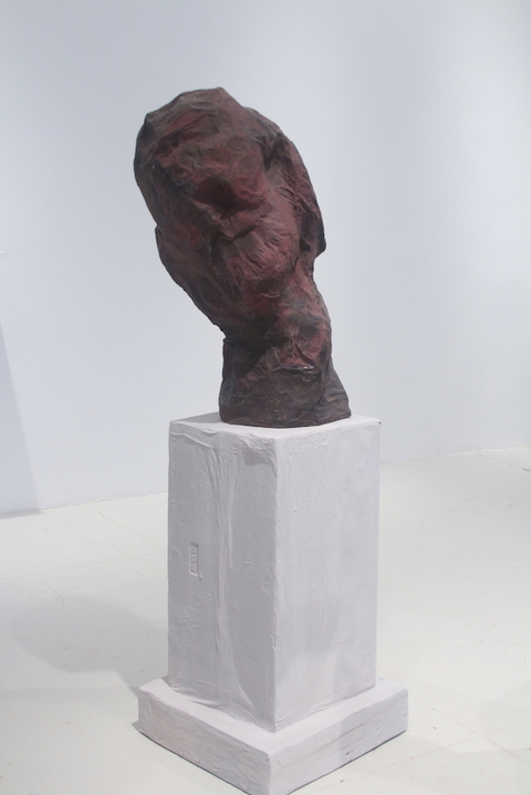 Key Projects Art Space Embodiments Paper, plaster, styrofoam and paint model