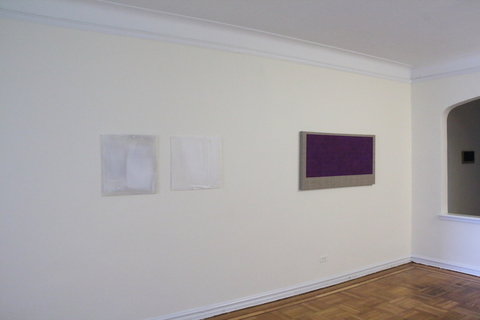 Key Projects Art Space A Clearing: New Work by Sharon Brant and Debra Ramsay