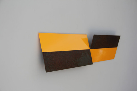 Key Projects Art Space Dual Zone Acrylic and galvanized steel, 12 x 24 inches