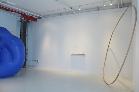 Key Projects Art Space Lightly Structured