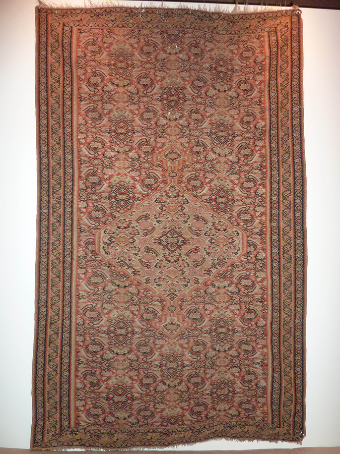 KILIMS - Small #9014 Antique Sehna