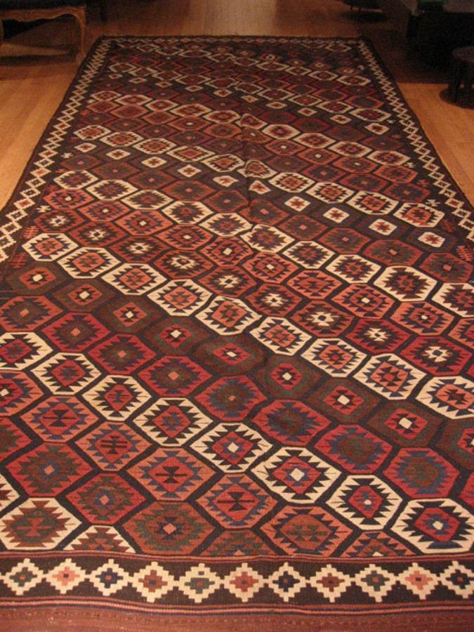 KILIMS - Large #591 Persian