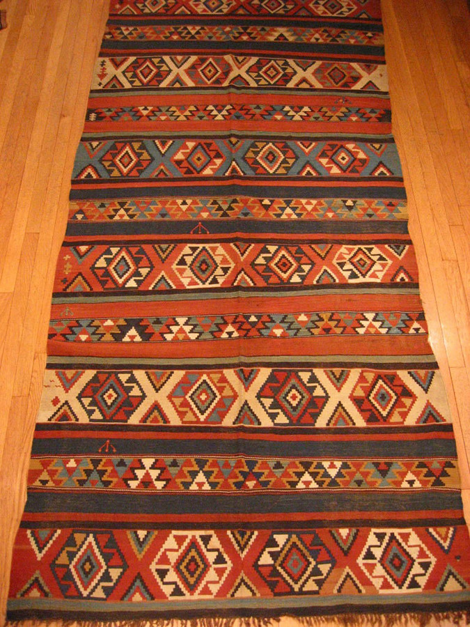 KILIMS - Medium #513 Shirvan