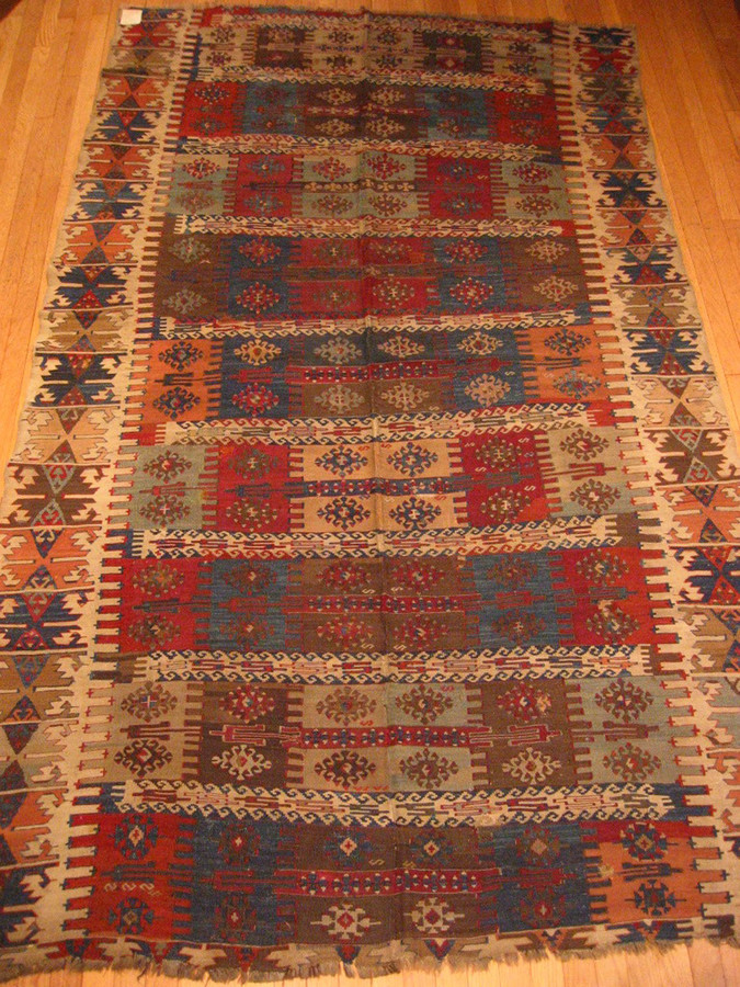 KILIMS - Medium #575 Anatolian