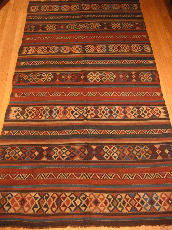 KILIMS - Medium #590 Shirvan