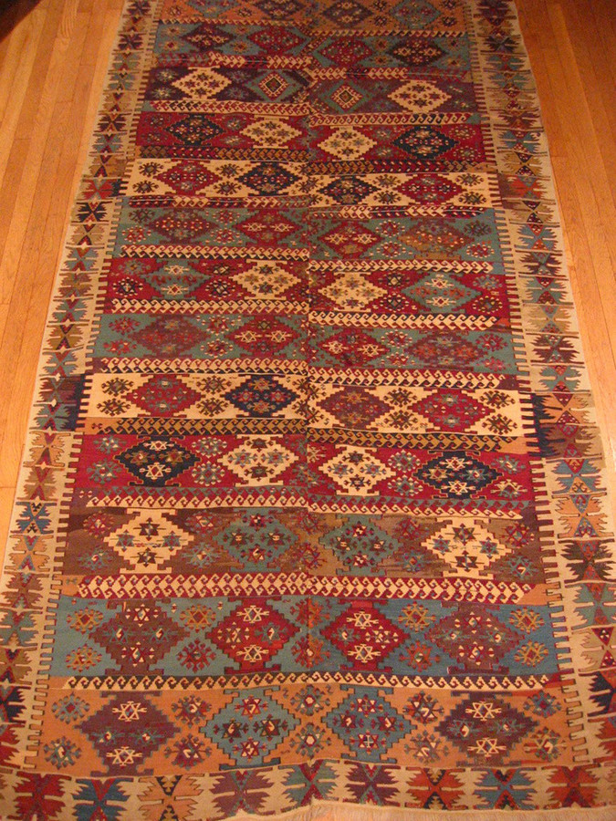 KILIMS - Medium #450 Rehanli