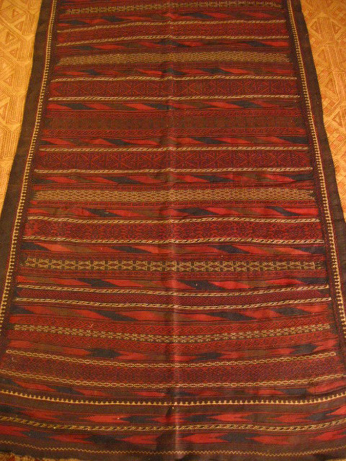 KILIMS - Medium #414 Belouchi