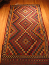 KILIMS   -   Rare wool; vegetable  dyes