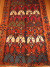 KILIMS - Medium wool & cotton;  vegetable dyes