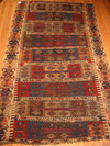 KILIMS - Medium wool;  vegetable dyes