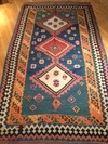 KILIMS - Medium wool, cotton; vegetable dyes