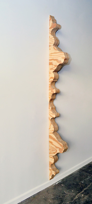 Sculpture Wall Drawing 1 (Italianate)