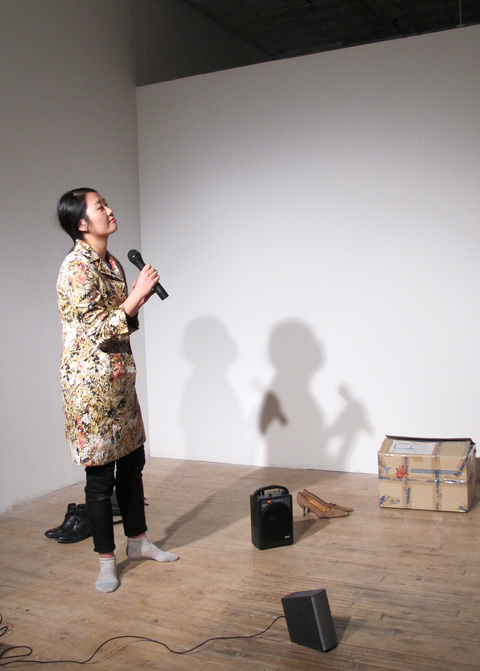 Kyoung eun Kang Eomma (Mother) performance