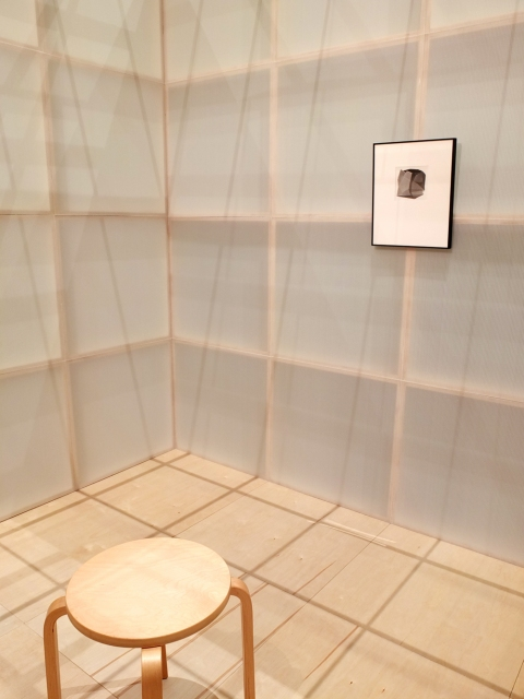 Leigh Ann Hallberg Portable Contemplation Cube