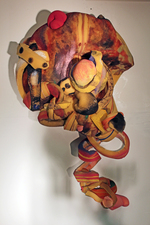Larry Dell Foam Rubber Sculpture