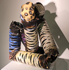 Larry Dell PVC Sculpture