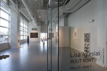 LAS HERMANAS = LISA + JANELLE IGLESIAS / INDIVIDUAL + COLLABORATIVE PROJECTS  LISA> OBJECTS AND INSTALLATIONS Rockville, MD