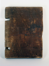 "Laura Bell Selected ""Books"" series Found wood"