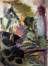 Laura Bell Selected Paintings Oil on paper