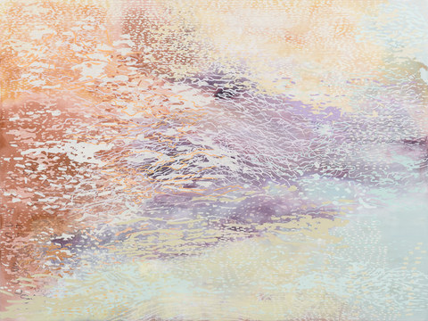 Recent Paintings Radiant, Fleeting