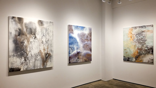 Laura Fayer Installation photos